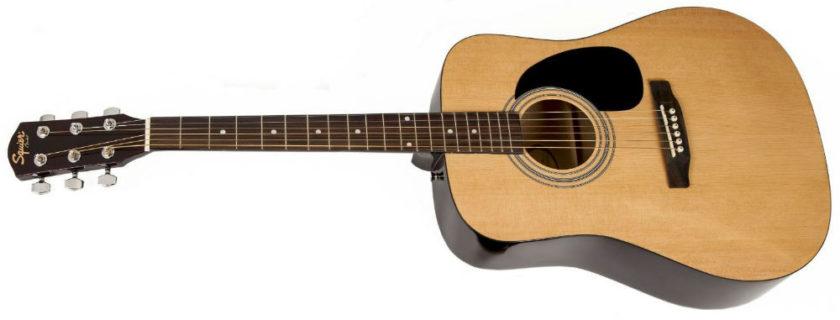 Fender Squier Acoustic Guitar Bundle