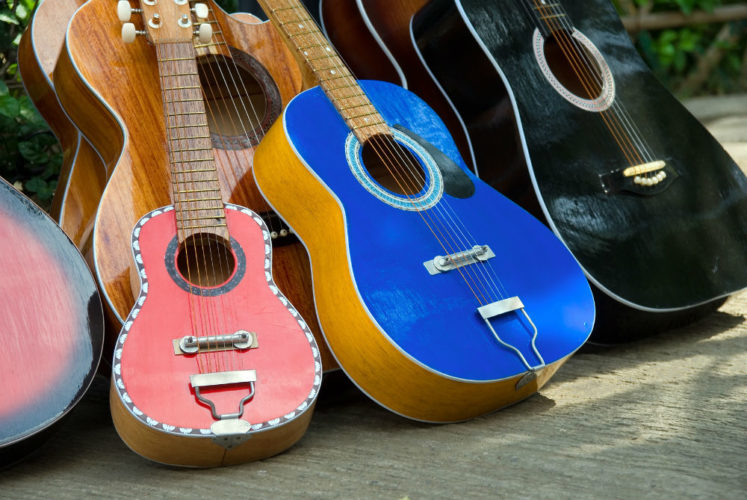 Acoustic Guitar Body Types