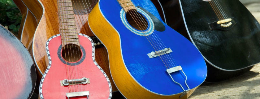 Acoustic Guitar Body Types: Which is the Right One for You?