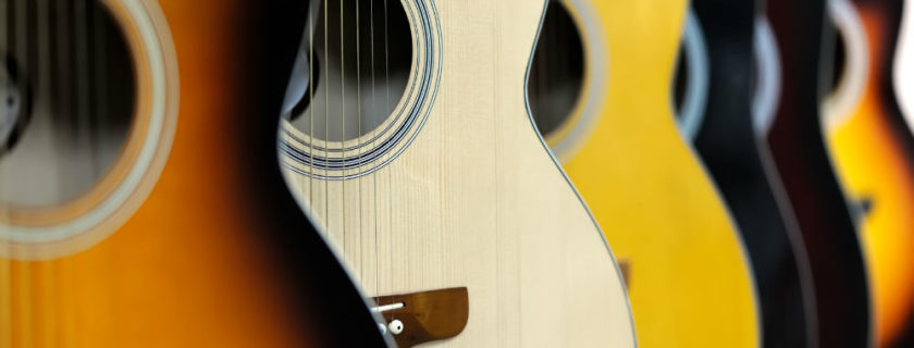 What's in a Name – Cool Acoustic Guitar Brands