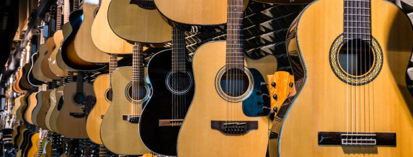 Guitar Guide for Amateurs