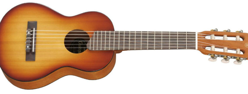 Yamaha GL Series GL1 TBS Guitalele, Tobacco Sunburst Review