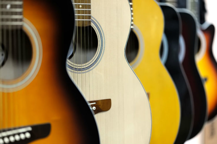 Acoustic guitar brands