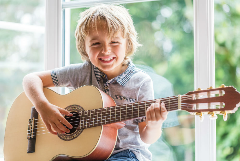 Their First Guitar Buying Tips for Kids Guitars