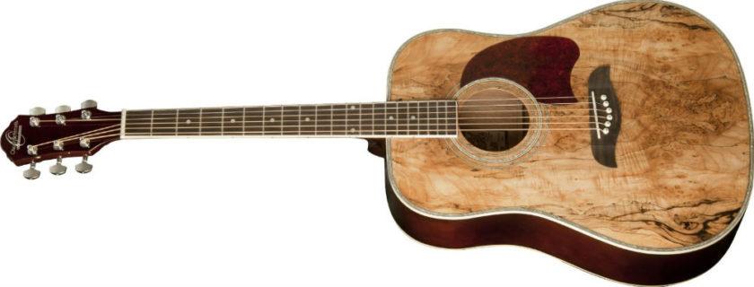 Oscar Schmidt OG2SM Acoustic Guitar – Spalted Maple Review